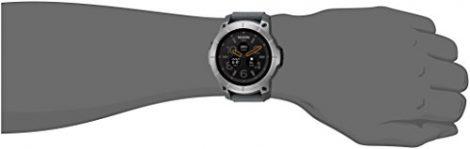 Nixon Mission smartwatch grey preview
