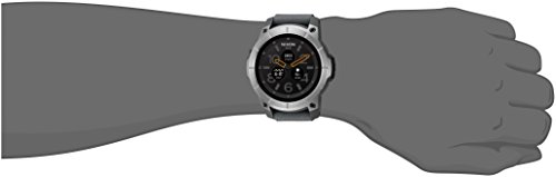 Nixon Mission smartwatch grey preview
