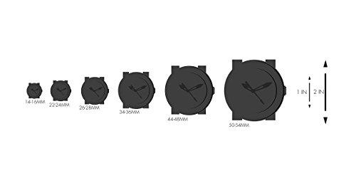 Smartwatch size chart
