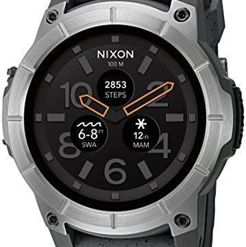 Nixon Mission Grey 01