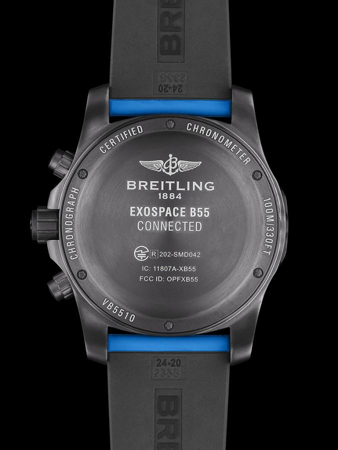 Breitling Exospace B55 04 back