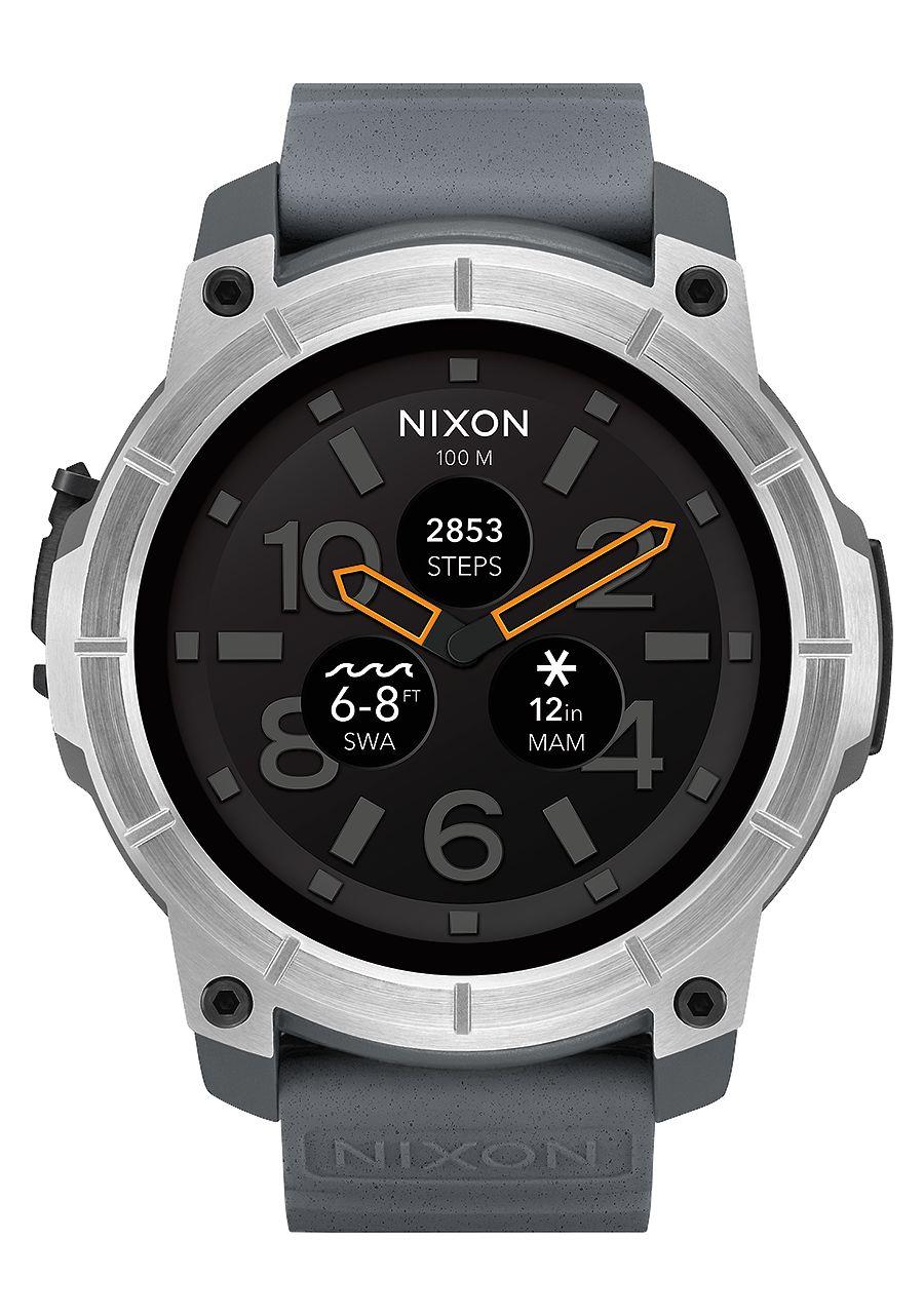 Nixon Mission Grey 06